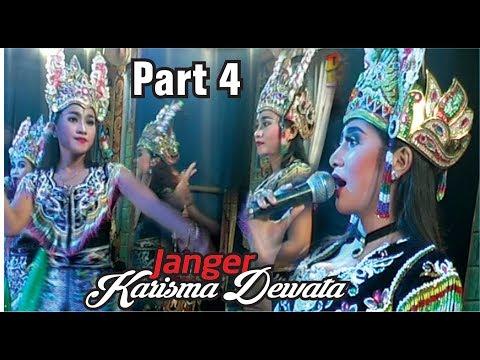 JANGER KARISMA DEWATA FULL SEMALAM PART 4 By Daniya Shooting Siliragung
