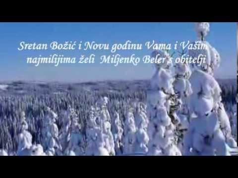 čestitke za novu godinu u stihovima Čestitka za Božić i Novu godinu 2015   YouTube čestitke za novu godinu u stihovima