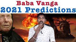 Baba Vanga 2021 Predictions | Return of Communism | Tamil Pokkisham | Vicky | TP
