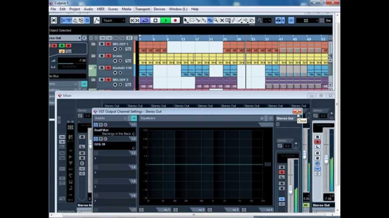 Cubase Hip Hop Trap Step by Step Tutorial