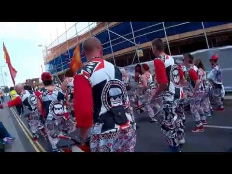 Batala Mersey : Rotherham Peoples Parade 2016