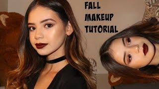 Fall Makeup Tutorial 3/3 + GIVEAWAY TEASE