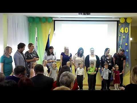 211878ed8c3 Tallinna Järveotsa Lasteaia sünnipäev! Laste ja lapsevanemate esinemine