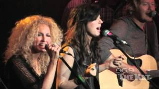 Little Big Town - Little White Church (96.9 The Kat Exclusive Performance)