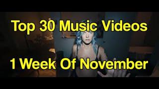 Top Songs Of The Week - November 4 To 8, 2019