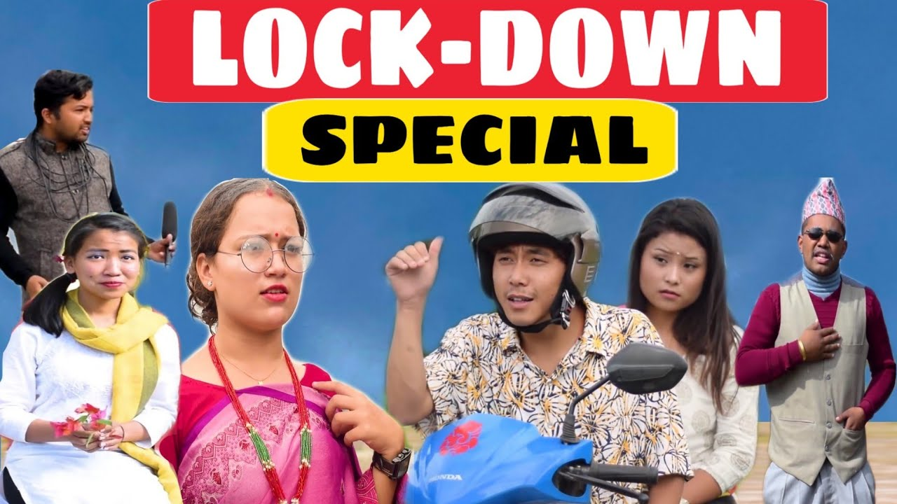LOCKDOWN SPECIAL || Local Production Compilation|| Nepali Comedy Film || Local Production April 2020