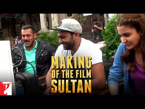 Making Of The Full Film - Sultan | Salman Khan |...