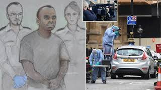 BREAKING! Westminster crash is being treated as terrorism, prosecutors confirm