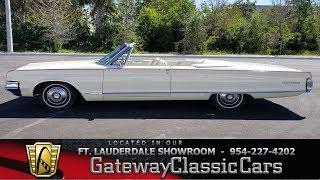 1965 Chrysler 300-L Gateway Fort Lauderdale #666