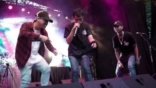 LIVE KEMAL PALEVI   Anjayyyyy ft  YOUNG LEX MACK G & ROBERT WYNAND