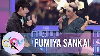 Fumiya thought that Vice is a woman | GGV