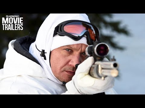 New WIND RIVER Trailer starring Jeremy Renner & Elizabeth Olsen
