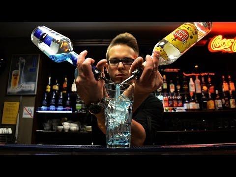 Sebastian Wrażeń - Professional Bartender (PROMO)