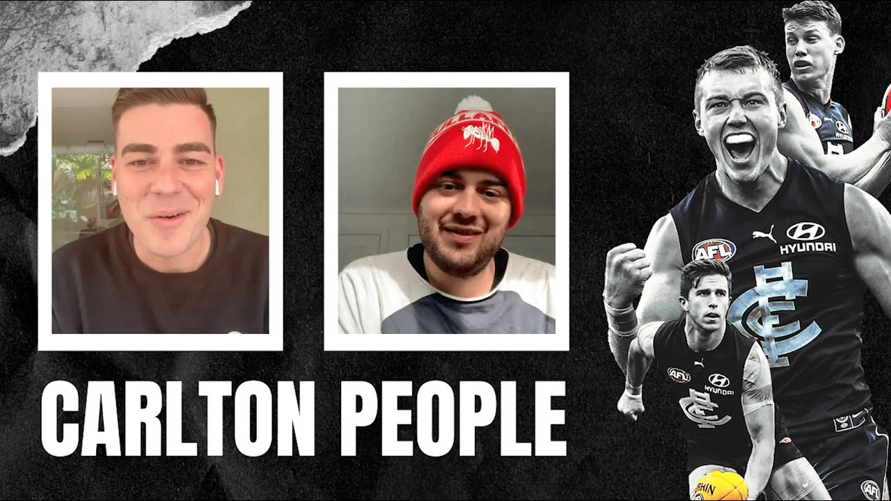 Carlton People # 21| Nic Negrepontis