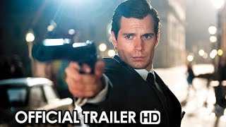 The Man from U.N.C.L.E. Official Trailer #1 (2015) - Guy Ritchie, Henry Cavill HD