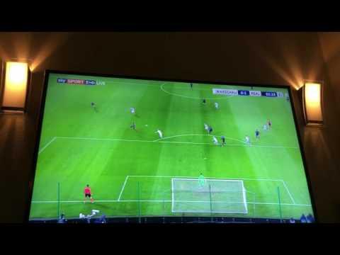 Gareth Bale | AWESOME Goal against Warsaw 2.11.16