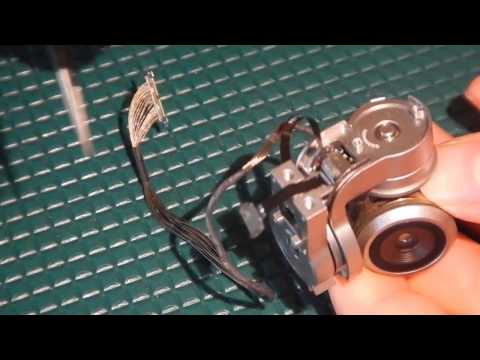 FixaCrash -  Mavic Pro Gimbal Disassembly