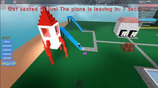 The PLANE MOST MICIN SO GINI DEH!! Roblox Indonesia