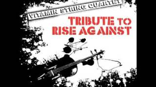 Ready To Fall Vitamin String Quartet tribute to Rise Against
