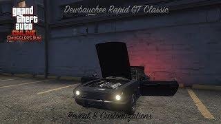 GTA Online: Dewbauchee Rapid GT Classic Reveal & Customization's