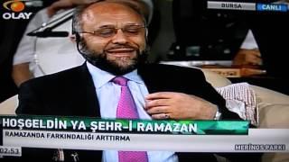 OLAY TV SAHUR PROGRAMI-2013 MUSTAFA BASRIK
