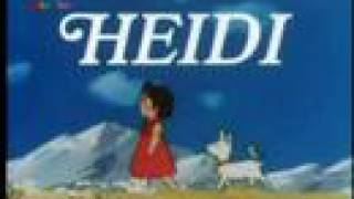 Heidi - Opening (multilanguage)