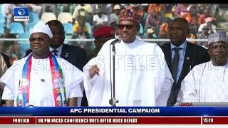 Don't Choose Any PDP Candidate, Buhari Tells Kogi APC Supporters