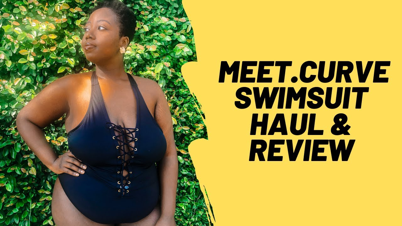 Download Fupa Friendly Swimsuits? Meet.Curve Plus-Size Swimwear Haul and Try On