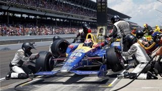 2016 Indy 500 winner Alexander Rossi on the Indianapolis 500