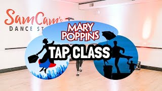 Free Online Mary Poppins Tap Class