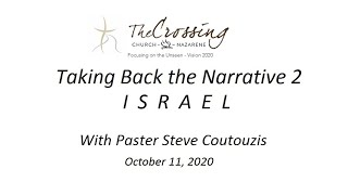 Taking Back the Narrative 2 ISRAEL