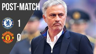 Mourinho's Press Conference: Chelsea vs Manchester United