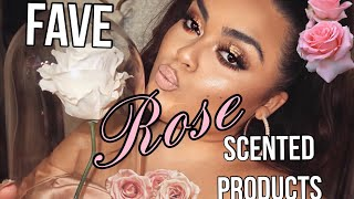 🌹 💐Favorite ROSE Beauty Products 💐🌹 ♡♡  GABRIELLAGLAMOUR