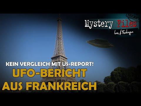 UFO Forschungsbericht aus Frankreich stellt USA weit in den Schatten