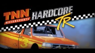 Classic PS1 Game TNN Motorsports HardCore TR on PS3 in HD 1080p