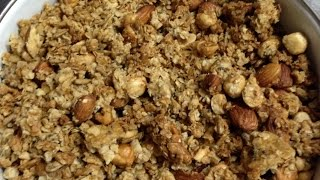 Make Healthy Homemade Nutty Granola - Diy Food & Drinks - Guidecentral
