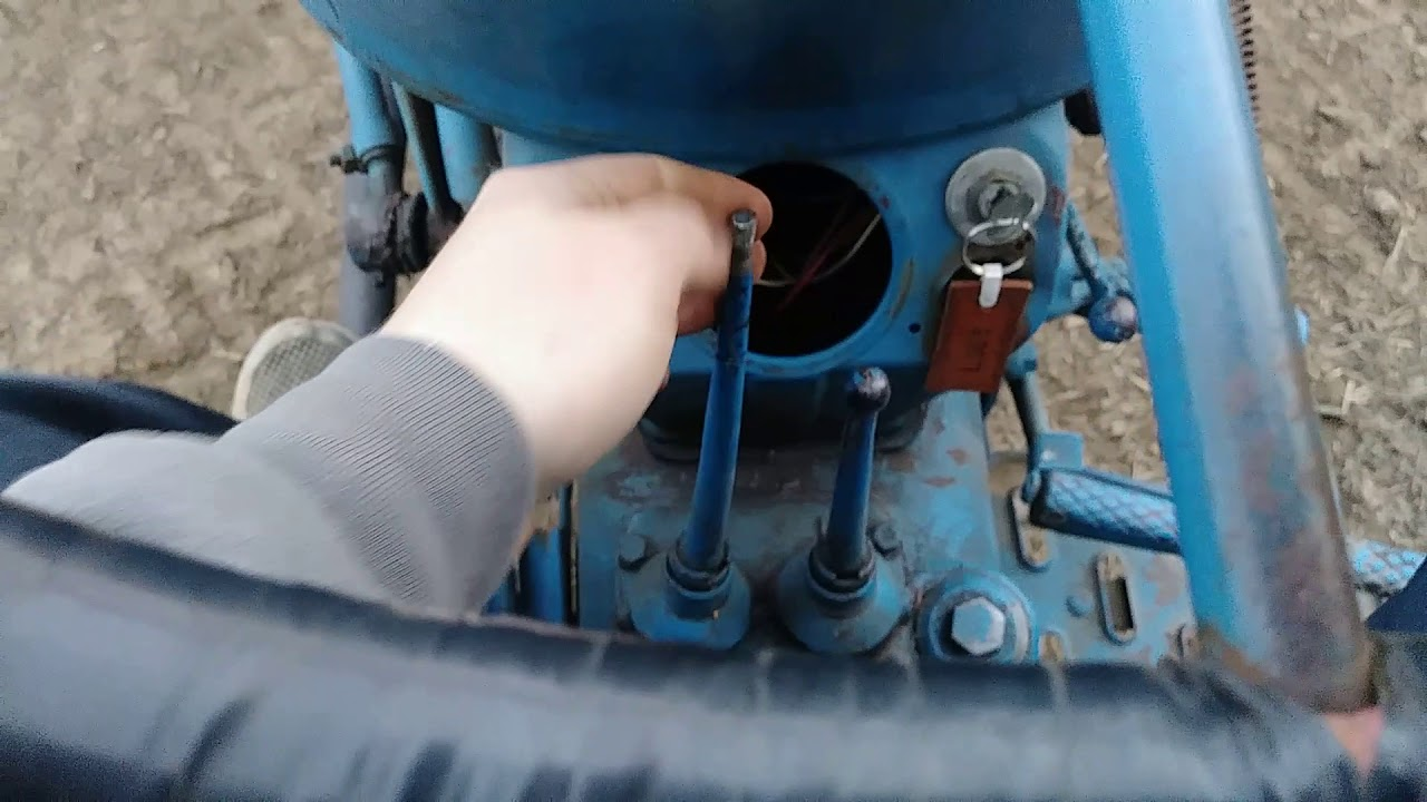 Tractor Clutch Issues Youtube