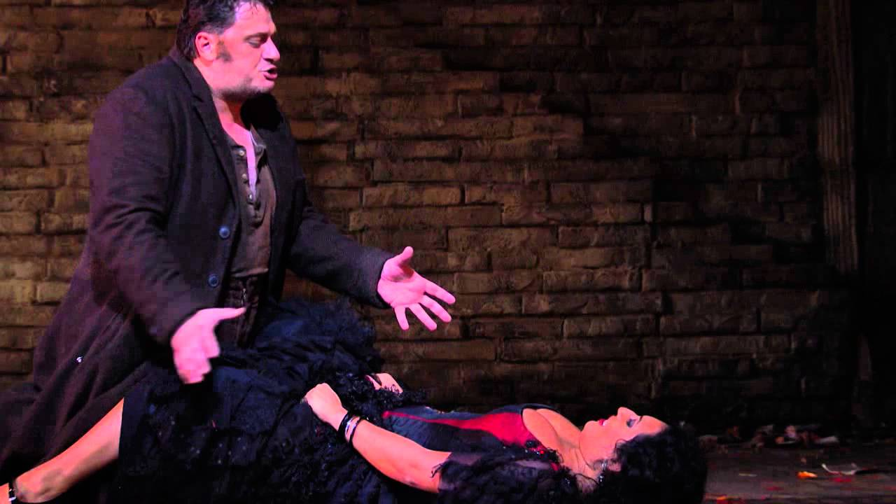 Carmen: Final Scene (Rachvelishvili, Antonenko)