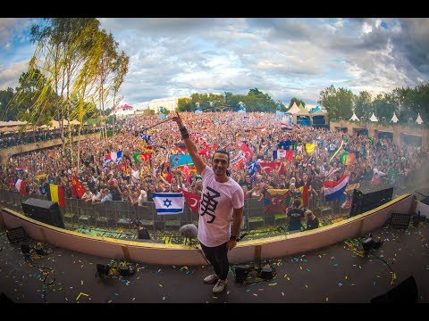 Tomorrowland Belgium 2017 | Ummet Ozcan