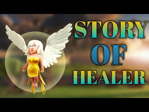 Story of Healer In Hindi 😍(Clash of Clans)