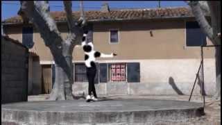 06.04.2014 artcomesp danse improvisation 7eme prelude chopin 13300 cite nostradamus