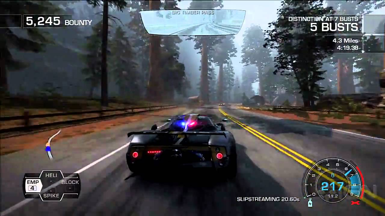 Need For Speed Hot Pursuit Video Review Youtube