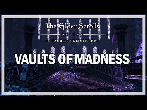 The Elder Scrolls Online - Vaults of Madness - Let's Play Gameplay