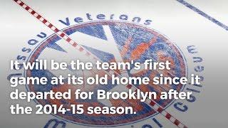 Islanders To Play Preseason Game At New Coliseum