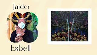 Arte indigena de Jaider Esbell