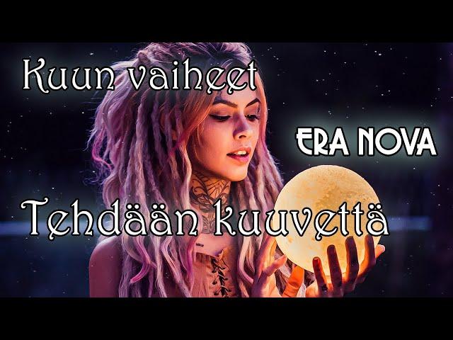 🌕 Kuu ja sen maaginen voima 🌑