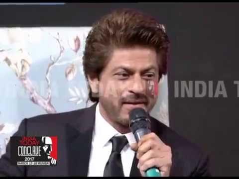 Exclusive: Shah Rukh Khan, The Dream Maker At India Today Conclave 2017