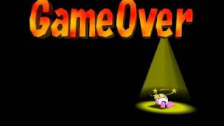 Game Over: Bomberman Hero
