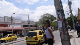 Reporte de tránsito Calle 22 con Carrera 6