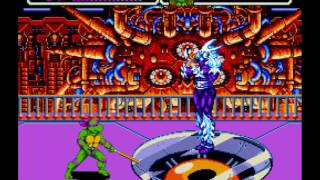 Teenage Mutant Ninja Turtles - The Hyperstone Heist -  - Retroachievements 4 - User video